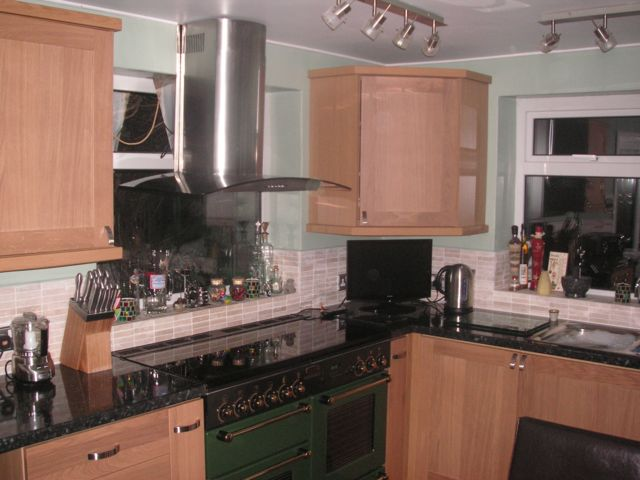 Opposite corner of the kitchen